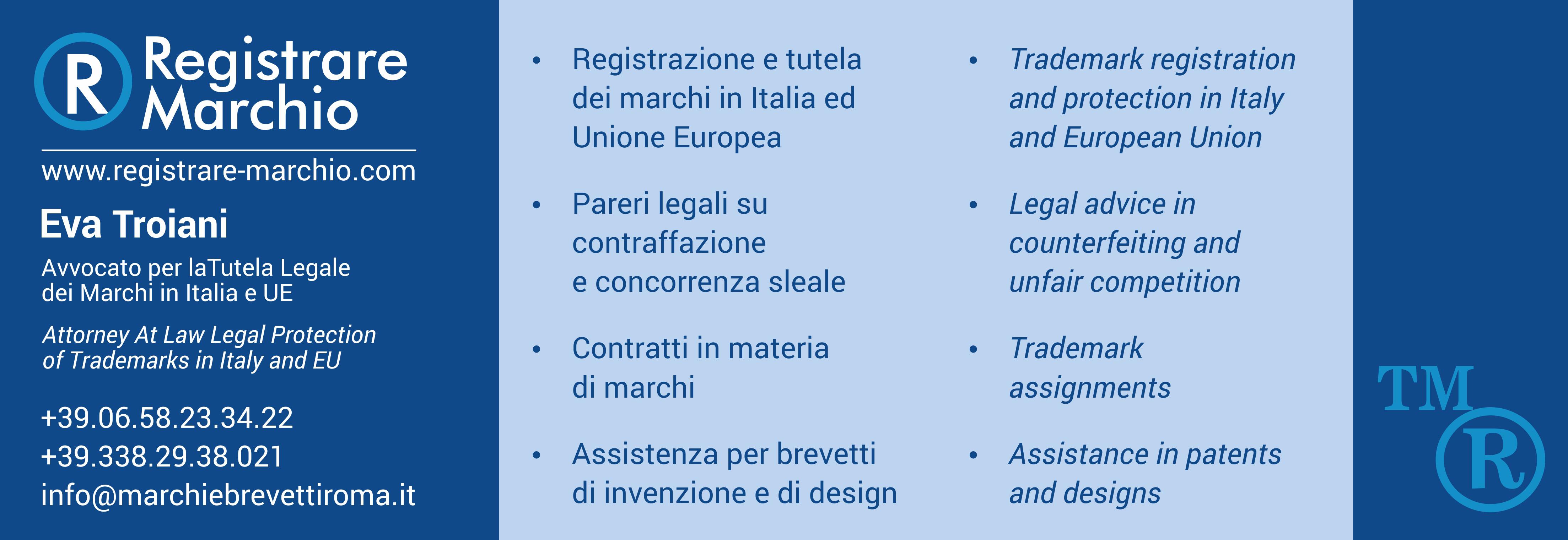 Registrare Marchio